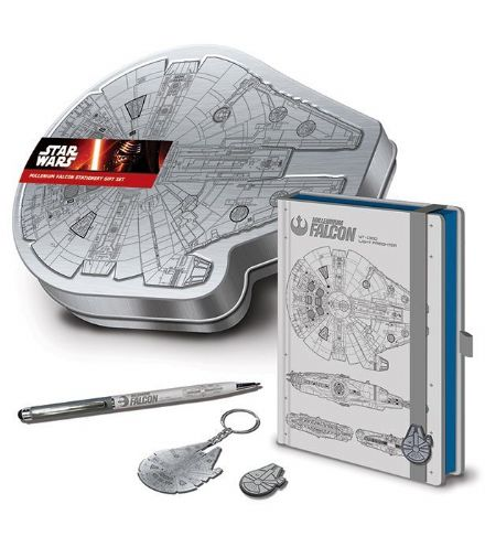 Star Wars Millennium Falcon Stationery Set